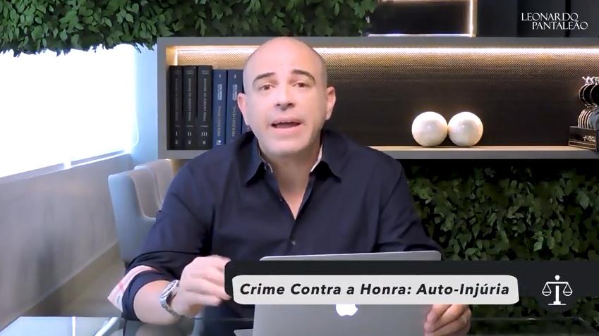 Dica Jurídica – Crime Contra Honra: Auto-injúria