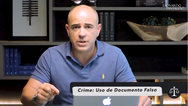 Dica Jurídica – Crime de Uso de Documento Falso