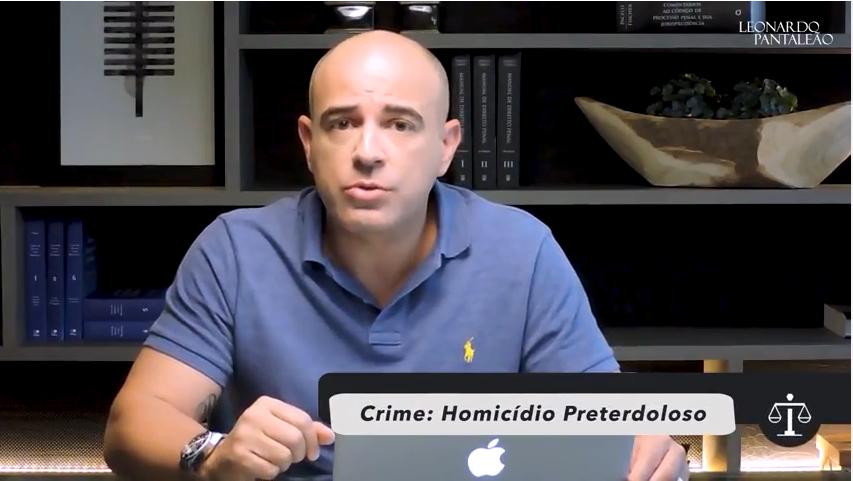 Dica Jurídica – Crime: Homicídio Preterdoloso